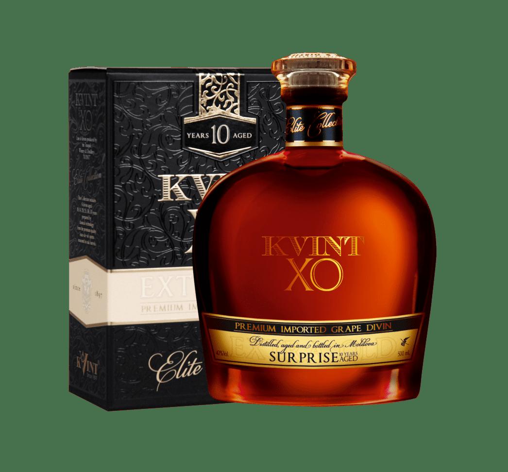 KVINT XO Surprise 10 rokov
